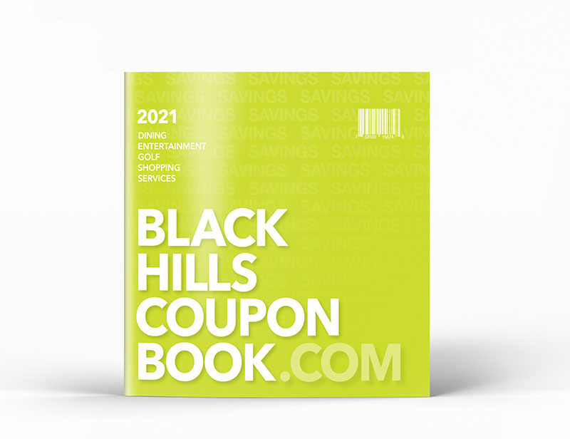 Black Hills Coupon Book