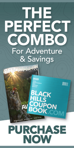Black Hills Coupons and Black Hills Visitor Combo