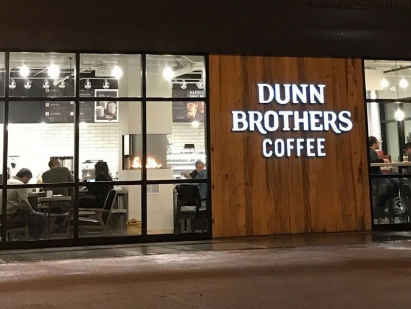 Staying Caffeinated: Dunn Brothers