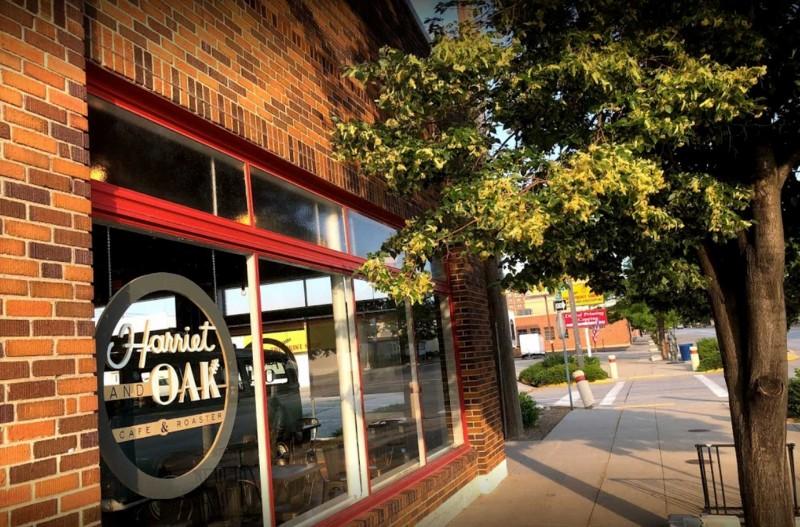 Staying Caffeinated: Harriet & Oak