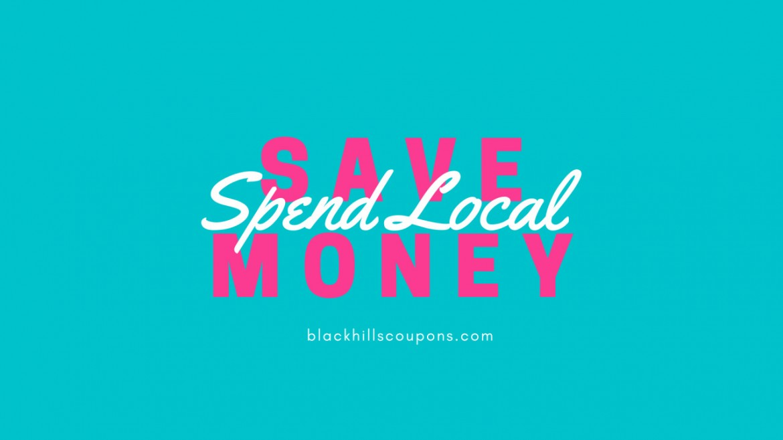 Black Hills Coupon Book Sale